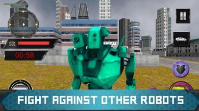 Extreme Robot Transform -Fight screenshot 1