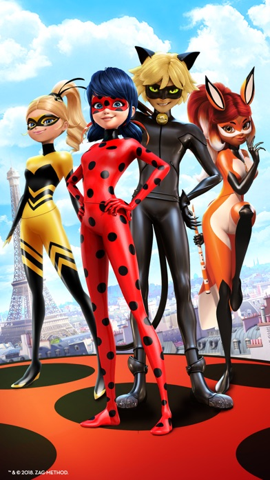 download Miraculous Ladybug & Cat Noir indir ücretsiz - windows 8 , 7 veya 10 and Mac Download now