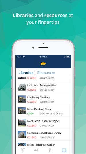 Berkeley Mobile บน App Store