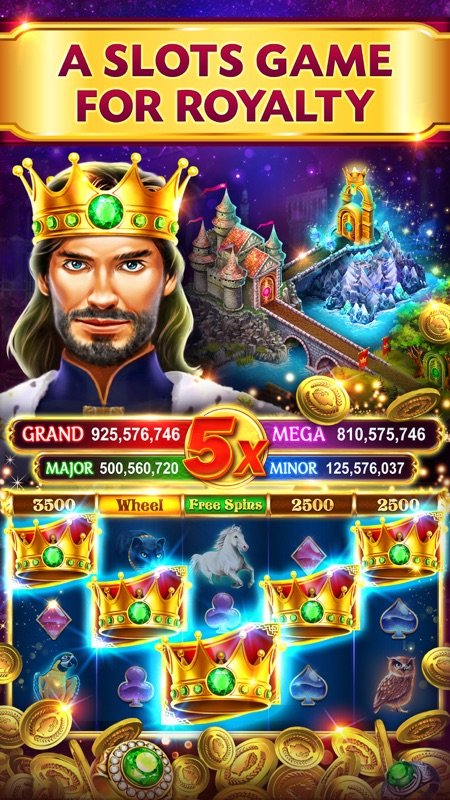 Heart of Vegas Slots Casino Hack (Android&iOS&Facebook ...