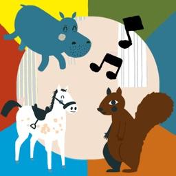 Jazzoo Horse, Hippo & friends