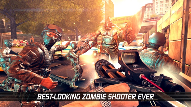 UNKILLED - Zombie Online FPS screenshot-0
