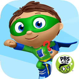 Ícone do app Super Why! Power to Read