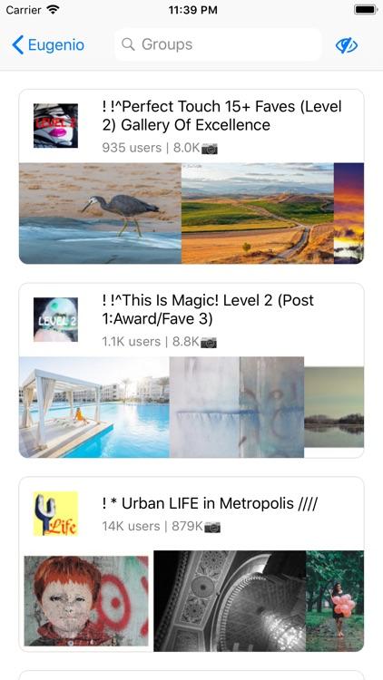 FLSearch for Flickr screenshot-4