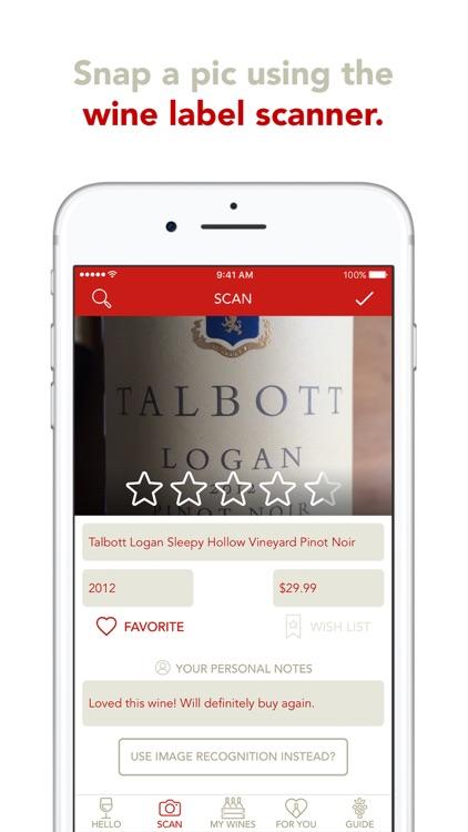 Hello Vino: Wine Assistant screenshot-3