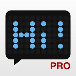 LED Banner Pro
