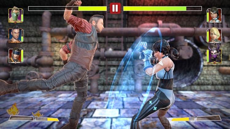 Champion Fight 3D screenshot-4