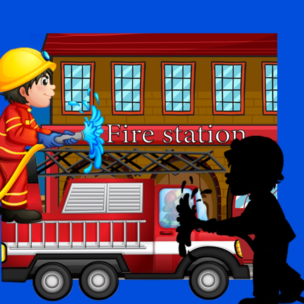 Animated Fire-Fighter Game-s for Kid-s And Babies hack