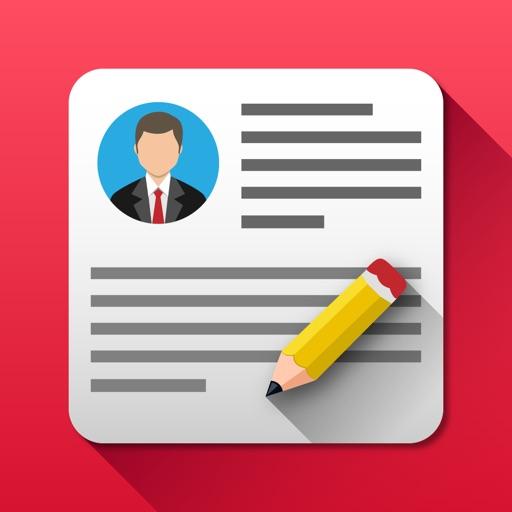 Resume Builder Pro CV Designer App Data & Review - Productivity ...