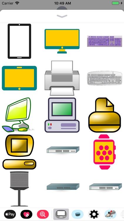 Computer Stickers screenshot-3