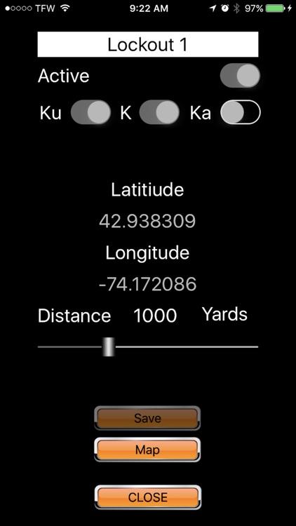 V1 Radar Connect Pro screenshot-3
