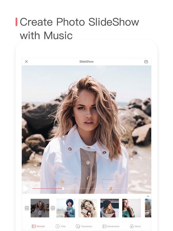 создать видео из фото музыкой Скриншоты6
