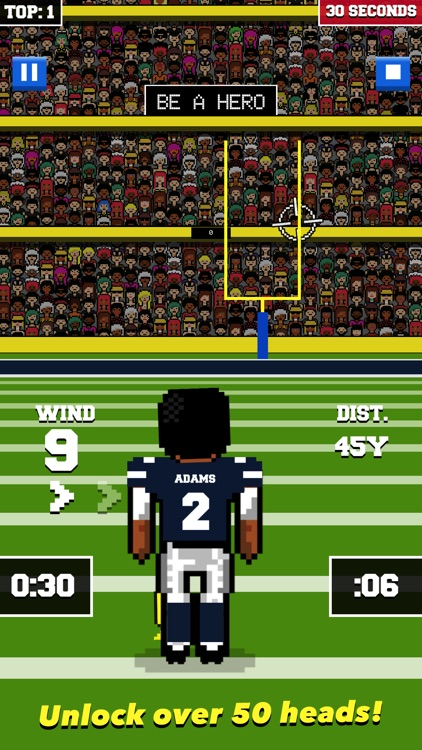 Field Goal Hero screenshot-6