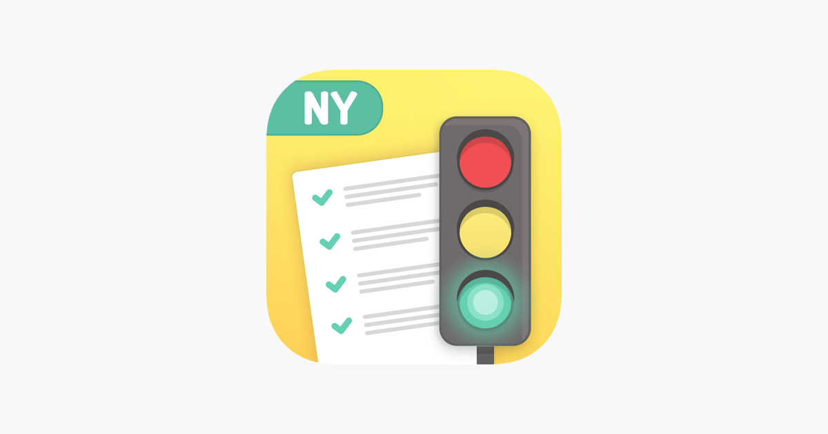 New York DMV NY - Permit test on the App Store