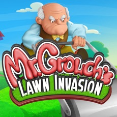 Activities of Mr. Grouch's Lawn Invasion