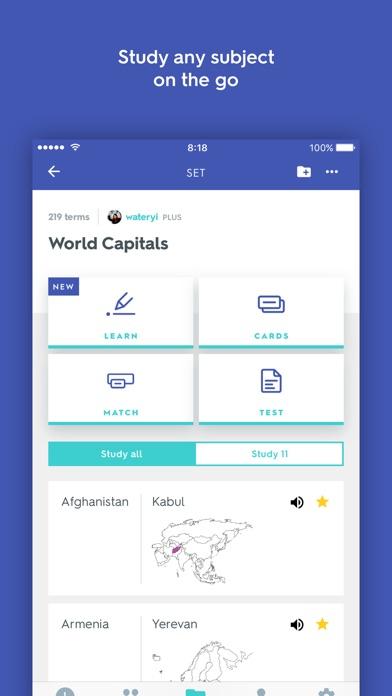 download quizlet app