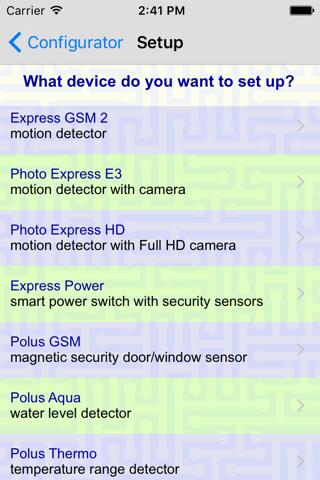 Express GSM - náhled