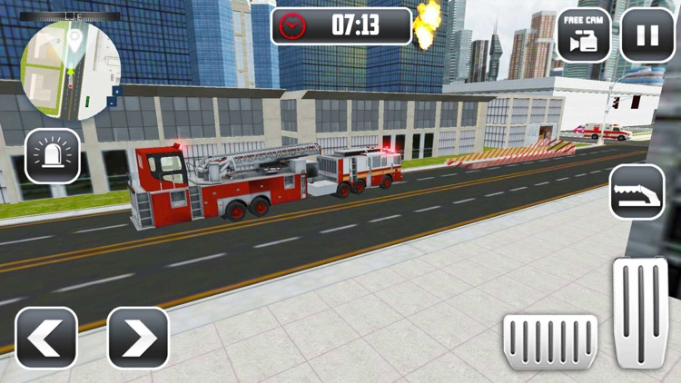 American Firefighter Simulator screenshot-5