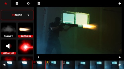 Screenshot #6 for Gun Movie FX