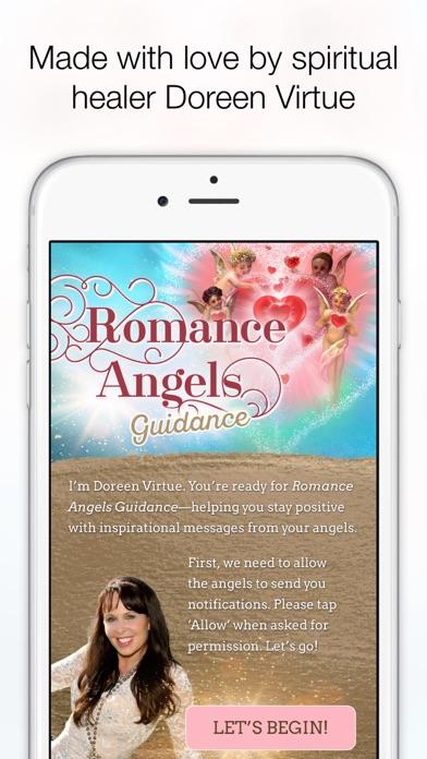 Romance Angels Guidance screenshot 5