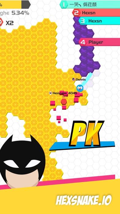 圈地大战-最新多人对战PK游戏