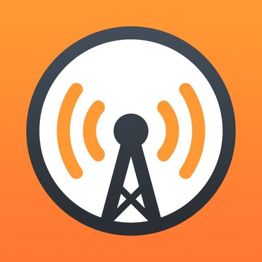 Overcast application logo