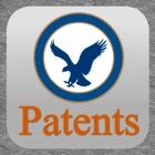Patentes e marcas registradas icon