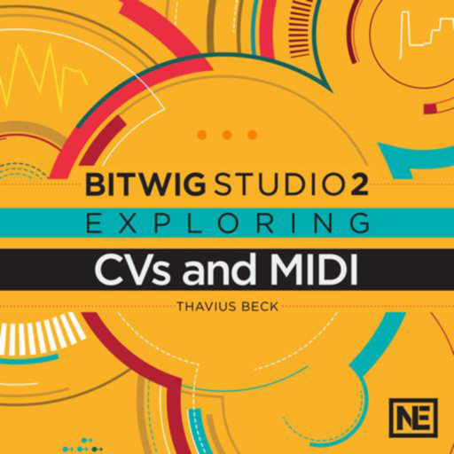 CVs and MIDI For Bitwig 2 301