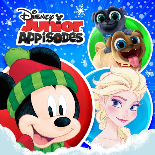 Disney Junior Appisodes