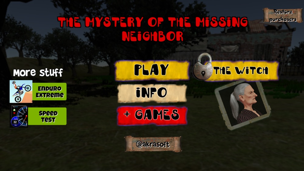 Mystery of the missing denizen hack tool