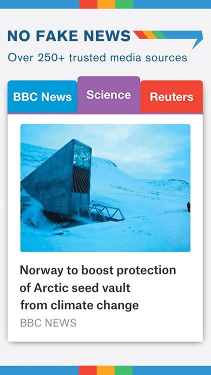SmartNews Local Breaking News screenshot-0