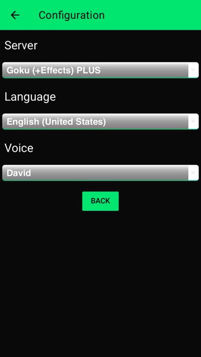 Narrator's voice by Escolha Tecnologia LTDA - ME (iOS