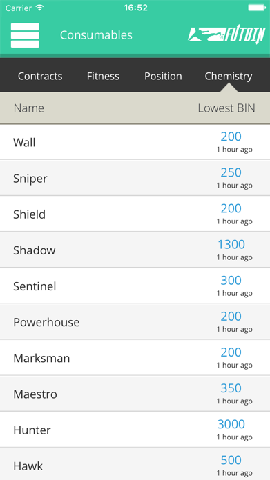 FUT 19 Draft, Builder - FUTBIN Screenshot