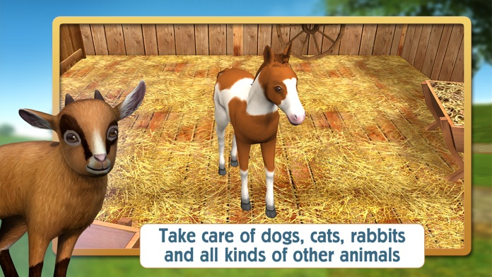 PetWorld: My animal shelter Screenshot