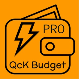 QcK Budget Pro: Simple Money Manager