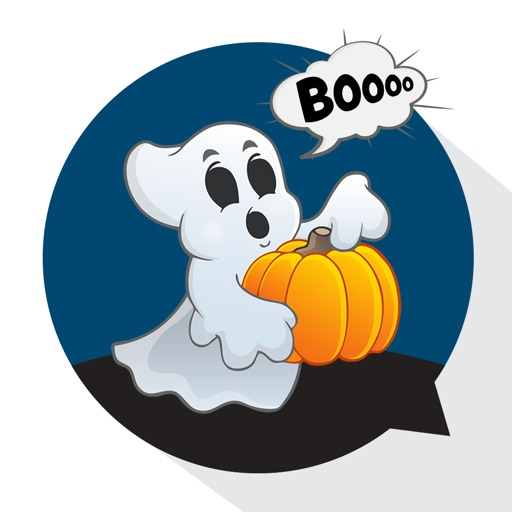 Halloween Wallpaper Sticker HD icon