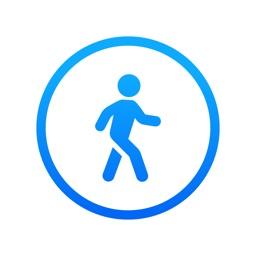シンプル歩数計 - 運動のための万歩計(まんぽけい)