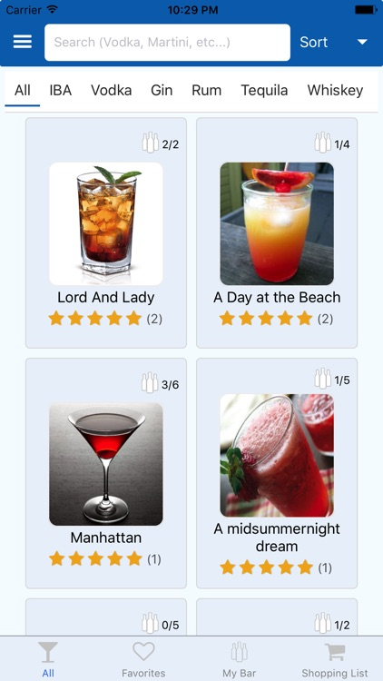 Cocktail Pro - Drink Recipes