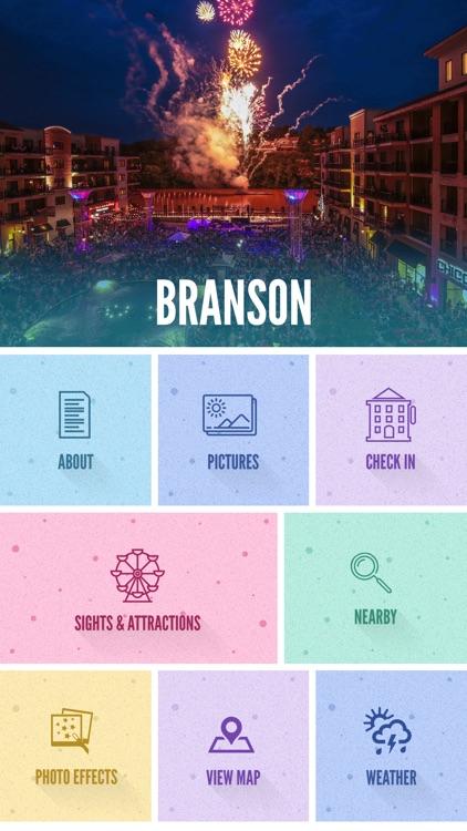 Branson City Guide