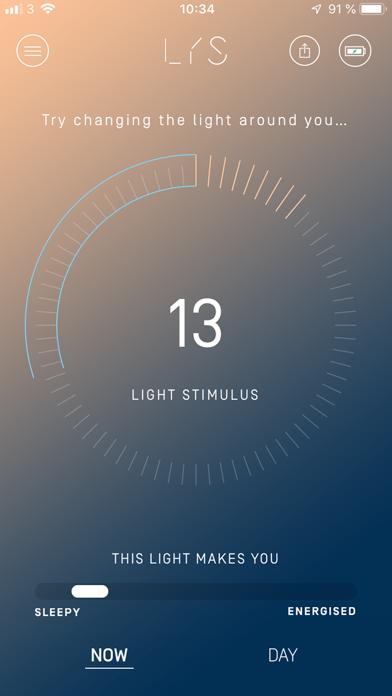 LYS: Light | Sleep | Wellbeing screenshot three