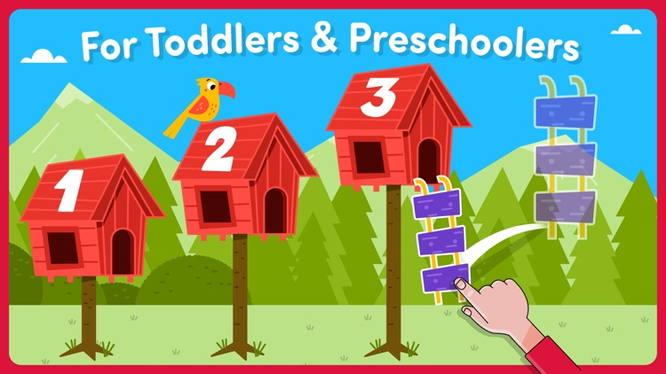 123 Toddler games for 2 3 year screenshot-4