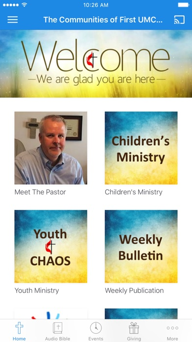 FUMC Macclenny Community screenshot 1