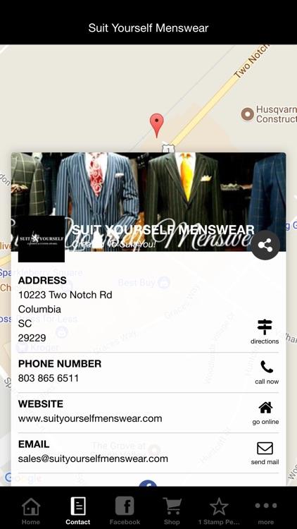 Suit Yourself Menswear screenshot-4
