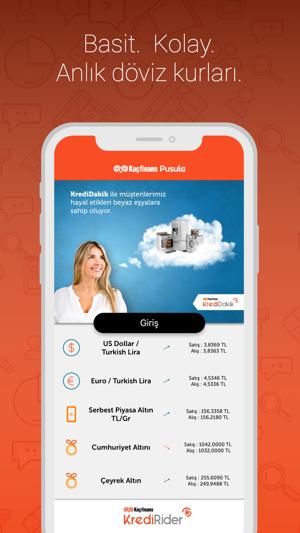 Koçfinans Pusula On The App Store