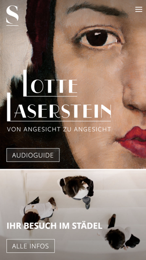 Lotte Laserstein - Audioguide Screenshot