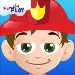 Fireman Toddler School for Kids