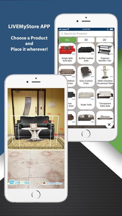 LIVEMyStore screenshot-4