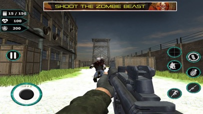 Frontier Survival: Z Killer screenshot 1