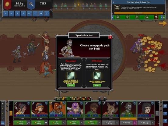 Screenshot 4 Idle Champions