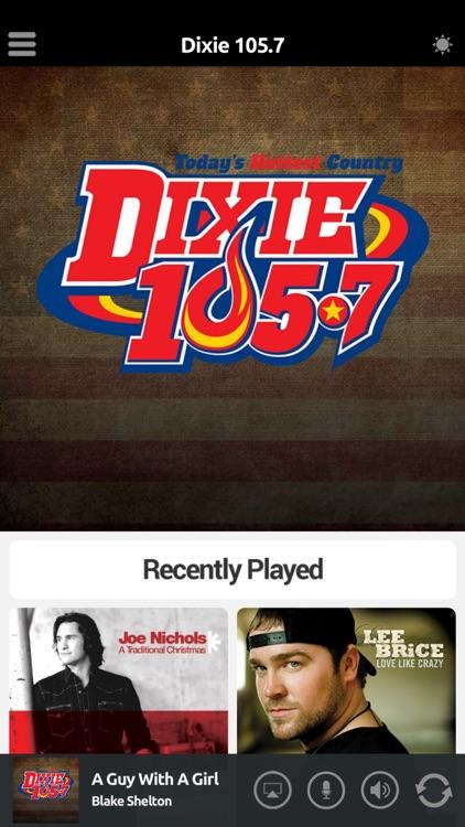 Dixie 105.7